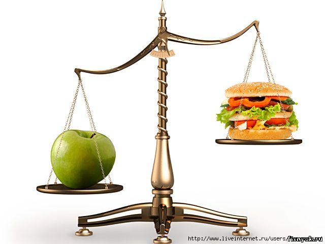 правильно составить индивидуальную диету